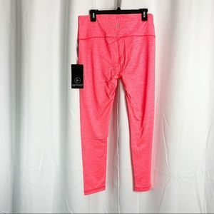 90 Degree By Reflex Pants - New 90 degrees by reflex leggings xl guava pink